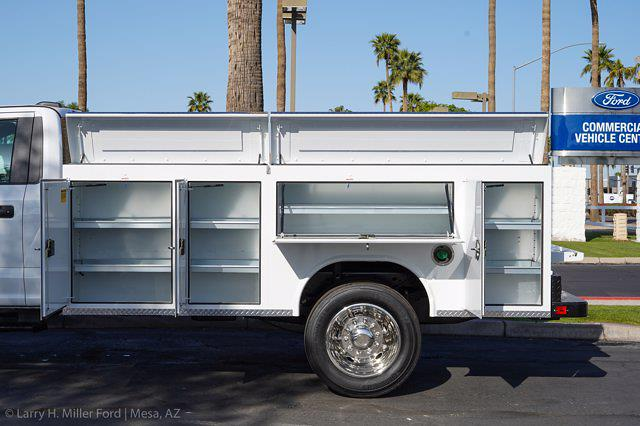 2021 Ford F-550 Regular Cab DRW 4x2, Royal Truck Body Service Body #21P167 - photo 7