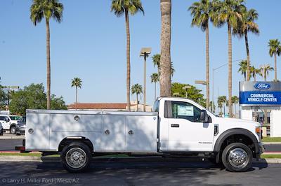 2021 Ford F-550 Regular Cab DRW 4x2, Royal Truck Body Service Body #21P167 - photo 13