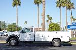 2021 Ford F-550 Regular Cab DRW 4x2, Royal Truck Body Service Body #21P167 - photo 5
