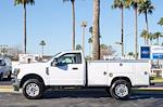 2021 Ford F-350 Regular Cab 4x4, Royal Truck Body Service Body #21P169 - photo 2