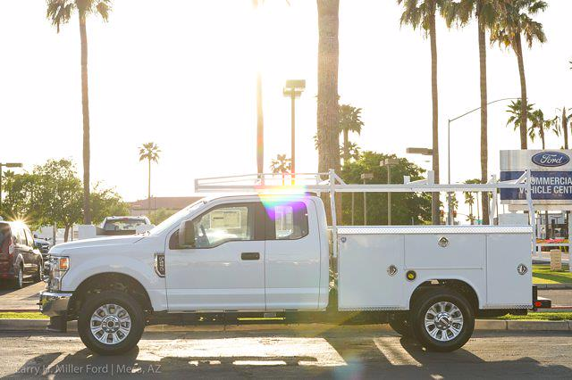 2021 Ford F-250 Super Cab 4x4, Royal Truck Body Service Body #21P172 - photo 3
