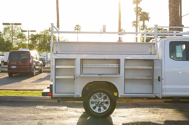 2021 Ford F-250 Super Cab 4x4, Royal Truck Body Service Body #21P172 - photo 15