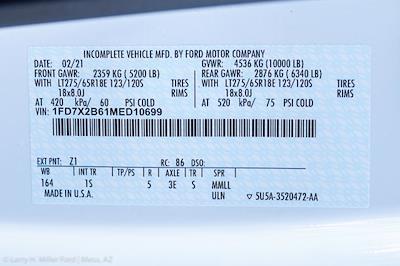 2021 Ford F-250 Super Cab 4x4, Royal Truck Body Service Body #21P172 - photo 31