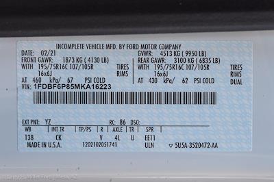 2021 Ford Transit 350 HD 4x2, Knapheide KUV Service Utility Van #21P173 - photo 28