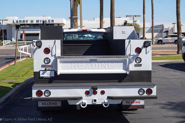 2021 Ford F-550 Super Cab DRW 4x4, Reading Master Mechanics HD Welder Body #21P177 - photo 10