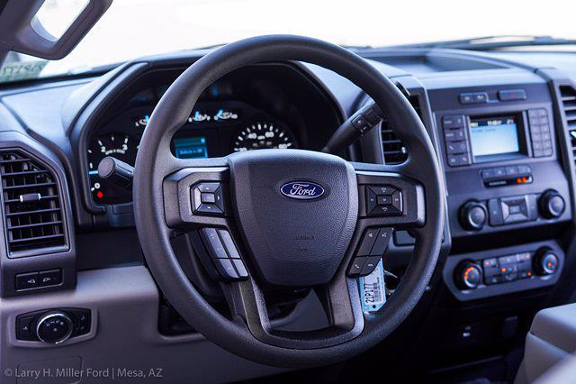 2021 Ford F-550 Super Cab DRW 4x4, Reading Master Mechanics HD Welder Body #21P177 - photo 20