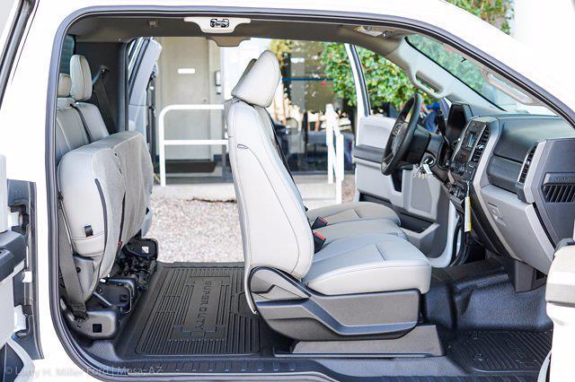 2021 Ford F-550 Super Cab DRW 4x4, Reading Master Mechanics HD Welder Body #21P177 - photo 29