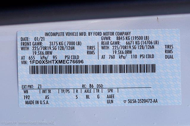 2021 Ford F-550 Super Cab DRW 4x4, Reading Master Mechanics HD Welder Body #21P177 - photo 30