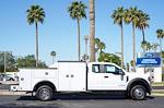 2021 Ford F-550 Super Cab DRW 4x4, Reading Master Mechanics HD Welder Body #21P177 - photo 13