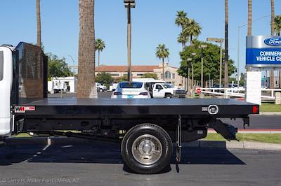 2021 Ford F-350 Regular Cab DRW 4x4, Monroe Work-A-Hauler II Platform Body #21P179 - photo 2