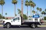 2021 Ford F-350 Regular Cab DRW 4x4, Monroe Work-A-Hauler II Platform Body #21P179 - photo 5