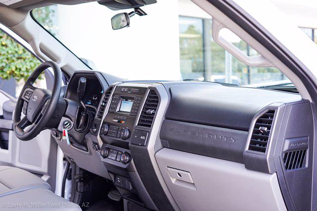 2021 Ford F-550 Crew Cab DRW 4x2, Scelzi CTFB Contractor Body #21P180 - photo 25