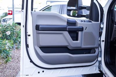 2021 Ford F-550 Crew Cab DRW 4x2, Scelzi CTFB Contractor Body #21P180 - photo 17