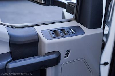 2021 Ford F-550 Crew Cab DRW 4x2, Scelzi CTFB Contractor Body #21P180 - photo 18
