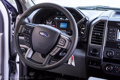 2021 Ford F-550 Crew Cab DRW 4x2, Scelzi CTFB Contractor Body #21P180 - photo 20