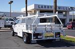2021 Ford F-550 Crew Cab DRW 4x2, Scelzi CTFB Contractor Body #21P180 - photo 2
