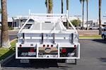 2021 Ford F-550 Crew Cab DRW 4x2, Scelzi CTFB Contractor Body #21P180 - photo 9