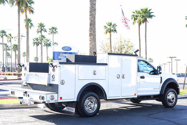 2021 Ford F-450 Regular Cab DRW 4x4, Reading Master Mechanics HD Welder Body #21P181 - photo 11