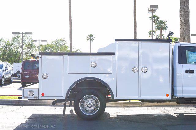 2021 Ford F-450 Regular Cab DRW 4x4, Reading Master Mechanics HD Welder Body #21P181 - photo 14
