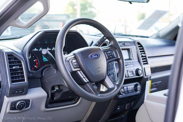 2021 Ford F-450 Regular Cab DRW 4x4, Reading Master Mechanics HD Welder Body #21P181 - photo 20