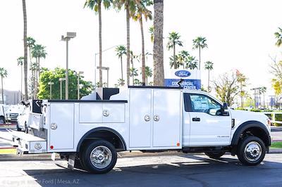 2021 Ford F-450 Regular Cab DRW 4x4, Reading Master Mechanics HD Welder Body #21P181 - photo 12