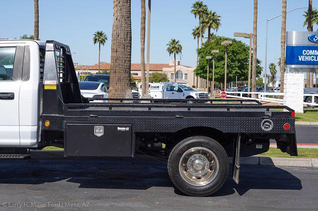 2019 Ford F-450 Regular Cab DRW 4x2, Hillsboro GII Steel Platform Body #21P188A - photo 6