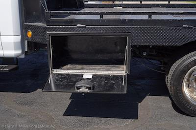 2019 Ford F-450 Regular Cab DRW 4x2, Hillsboro GII Steel Platform Body #21P188A - photo 7