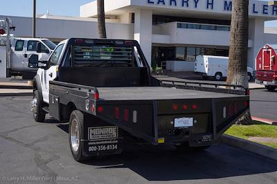 2019 Ford F-450 Regular Cab DRW 4x2, Hillsboro GII Steel Platform Body #21P188A - photo 8