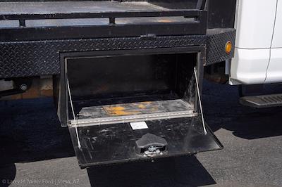 2019 Ford F-450 Regular Cab DRW 4x2, Hillsboro GII Steel Platform Body #21P188A - photo 15