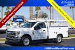 2021 Ford F-250 Regular Cab 4x2, Royal Truck Body Service Body #21P190 - photo 1