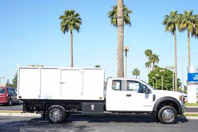 2021 Ford F-550 Super Cab DRW 4x2, Knapheide Value-Master X Landscape Dump #21P201 - photo 12