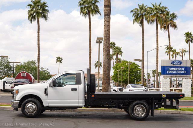 2021 Ford F-350 Regular Cab DRW 4x2, Knapheide Value-Master X Platform Body #21P202 - photo 5