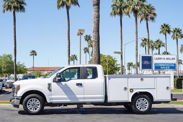 2021 Ford F-250 Super Cab 4x2, Royal Truck Body Service Body #21P205 - photo 2
