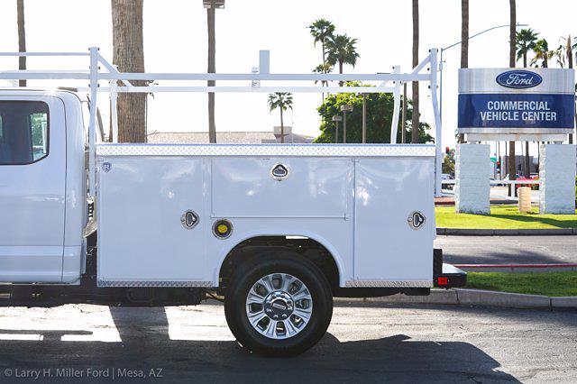 2021 Ford F-250 Super Cab 4x4, Royal Truck Body Service Body #21P206 - photo 6