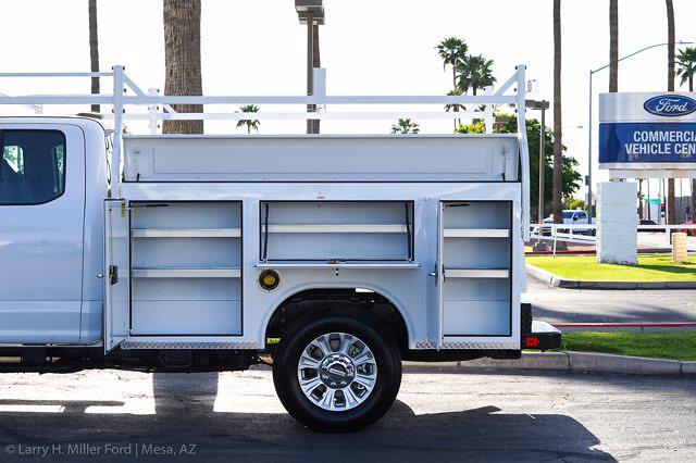 2021 Ford F-250 Super Cab 4x4, Royal Truck Body Service Body #21P206 - photo 7