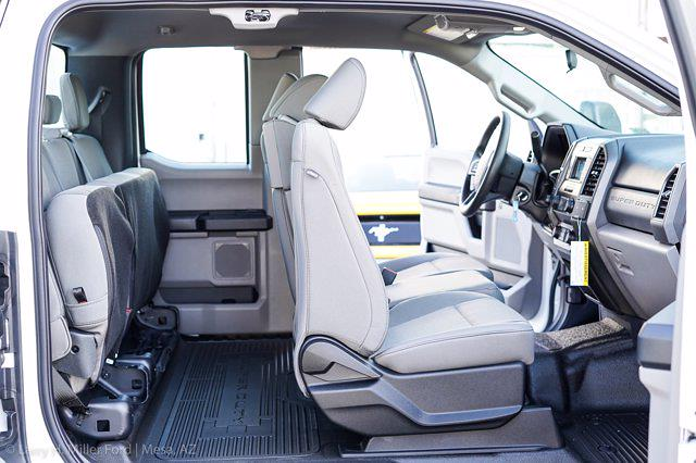 2021 Ford F-250 Super Cab 4x4, Royal Truck Body Service Body #21P206 - photo 30