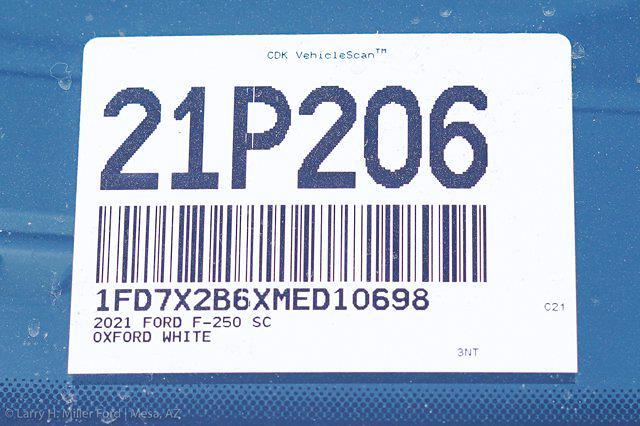 2021 Ford F-250 Super Cab 4x4, Royal Truck Body Service Body #21P206 - photo 32