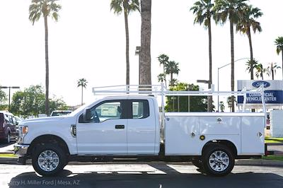 2021 Ford F-250 Super Cab 4x4, Royal Truck Body Service Body #21P206 - photo 3