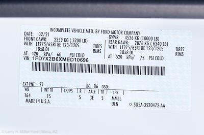 2021 Ford F-250 Super Cab 4x4, Royal Truck Body Service Body #21P206 - photo 31
