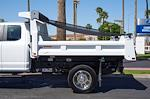 2021 Ford F-450 Super Cab DRW 4x4, Rugby Eliminator LP Steel Dump Body #21P218 - photo 6