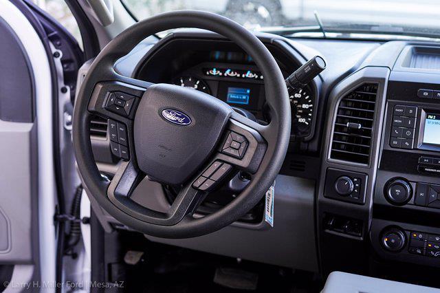 2021 Ford F-550 Crew Cab DRW 4x4, Knapheide PGNC Gooseneck Platform Body #21P223 - photo 20