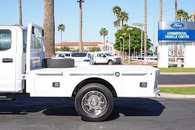 2021 Ford F-550 Crew Cab DRW 4x4, Knapheide PGNC Gooseneck Platform Body #21P223 - photo 6