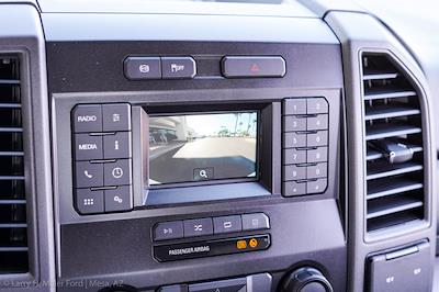 2021 Ford F-550 Crew Cab DRW 4x4, Knapheide PGNC Gooseneck Platform Body #21P223 - photo 24