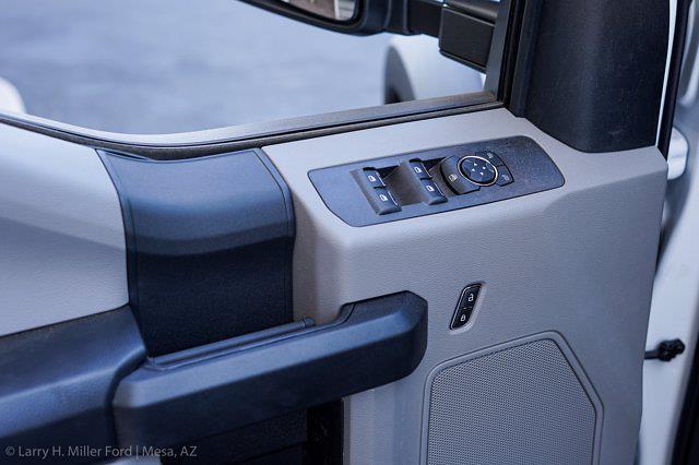 2021 Ford F-550 Crew Cab DRW 4x4, Knapheide PGND Gooseneck Hauler Body #21P224 - photo 18