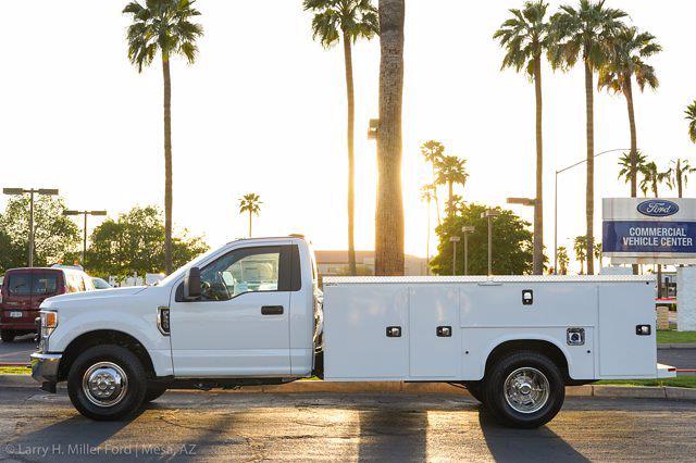 2021 Ford F-350 Regular Cab DRW 4x2, Knapheide Aluminum Service Body #21P227 - photo 2