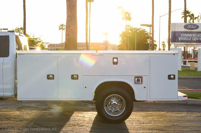 2021 Ford F-350 Regular Cab DRW 4x2, Knapheide Aluminum Service Body #21P227 - photo 5