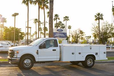 2021 Ford F-350 Regular Cab DRW 4x2, Knapheide Aluminum Service Body #21P227 - photo 3