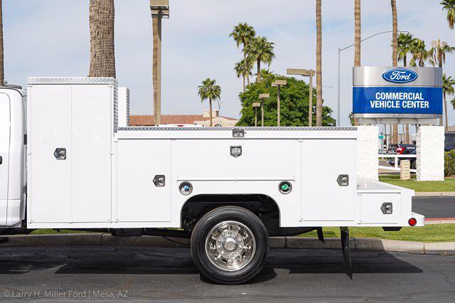 2021 Ford F-550 Crew Cab DRW 4x4, Scelzi Welder Body #21P228 - photo 7
