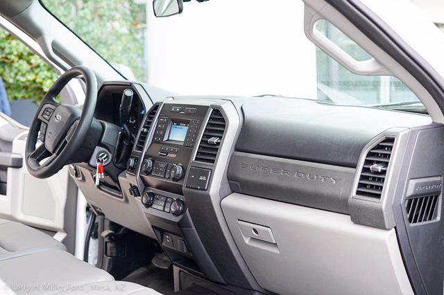 2021 Ford F-550 Crew Cab DRW 4x4, Scelzi Welder Body #21P228 - photo 26