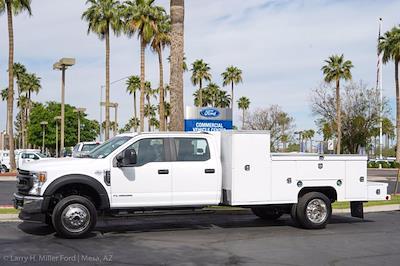 2021 Ford F-550 Crew Cab DRW 4x4, Scelzi Welder Body #21P228 - photo 4